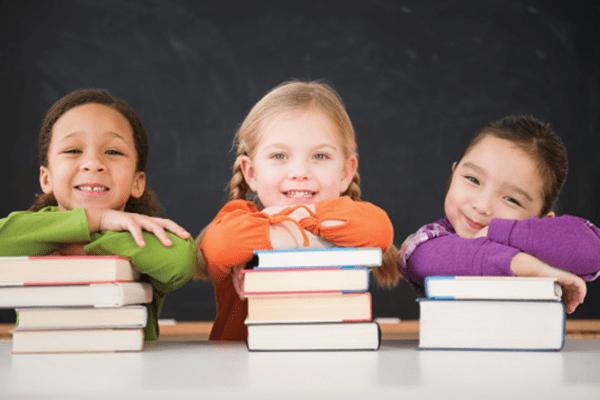 Làm sao để trẻ thích đọc sách? 4