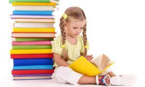 Làm sao để trẻ thích đọc sách 2