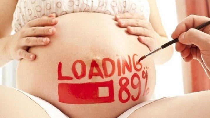 Dấu hiệu sắp sinh chuẩn xác cho mẹ bầu