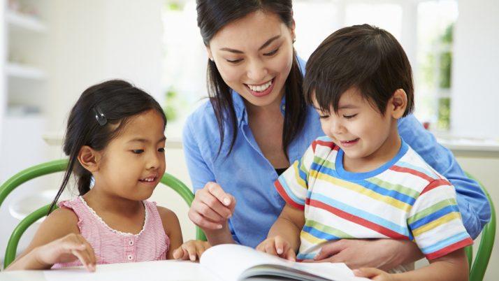 Những sai lầm về hành vi khi dạy tiếng Anh cho trẻ