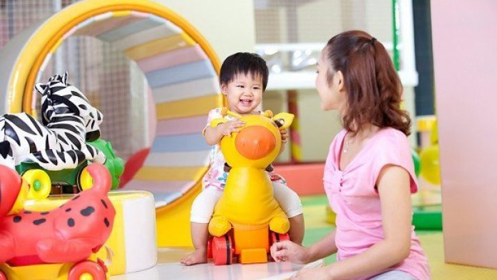 Chìa khóa dẫn tới trái tim bé 2 tuổi (và lời khuyên để con hợp tác hơn)