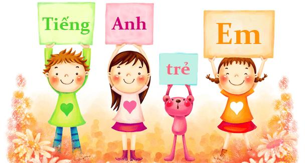 """Nguyên tắc """"tắm"""" ngôn ngữ khi dạy trẻ tiếng Anh"""