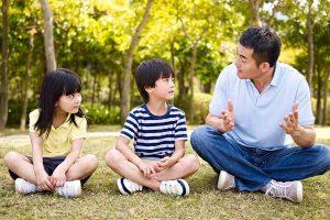 con cái cần gì ở cha mẹ 1
